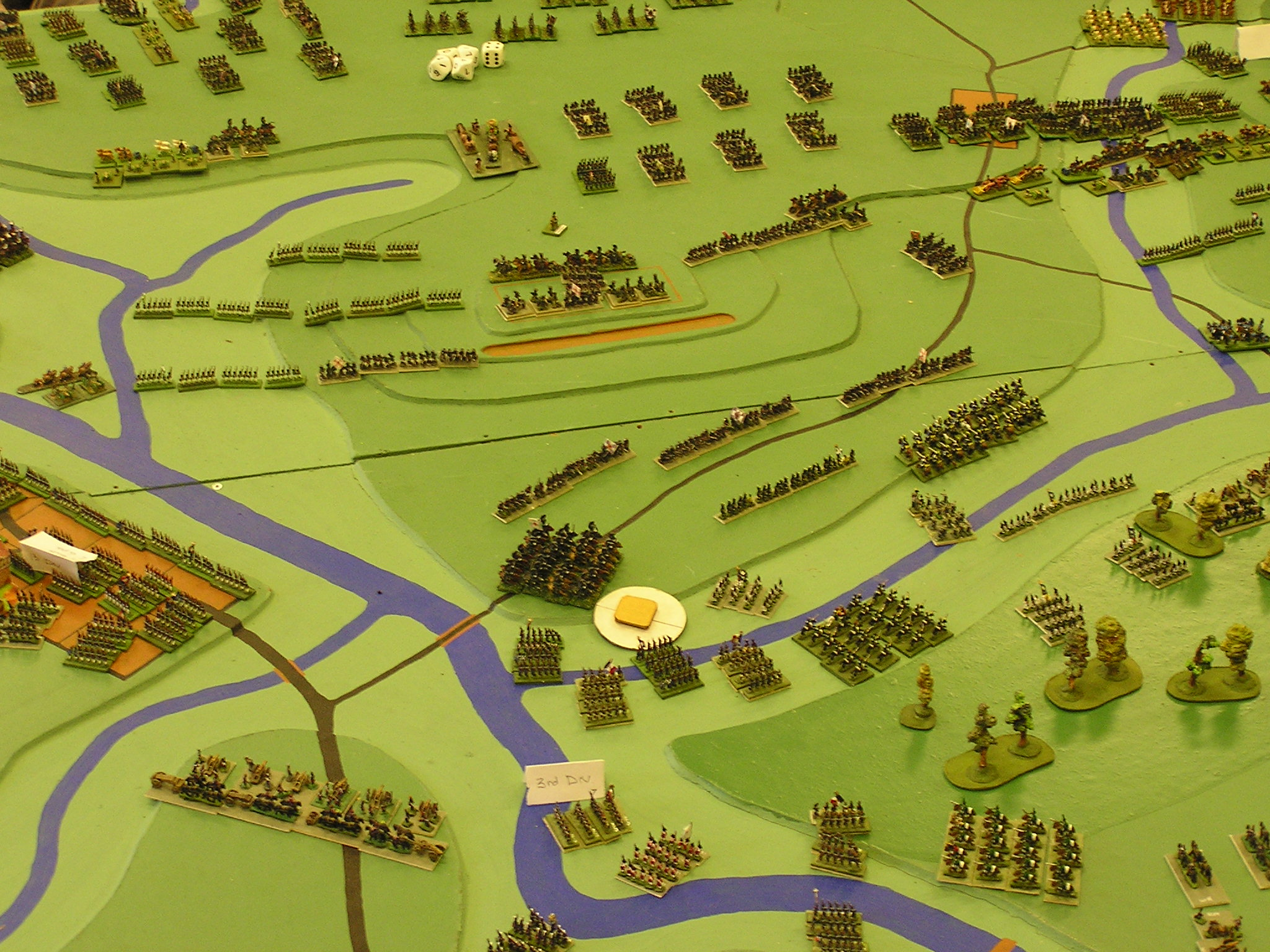 French start assault on Redoubt
