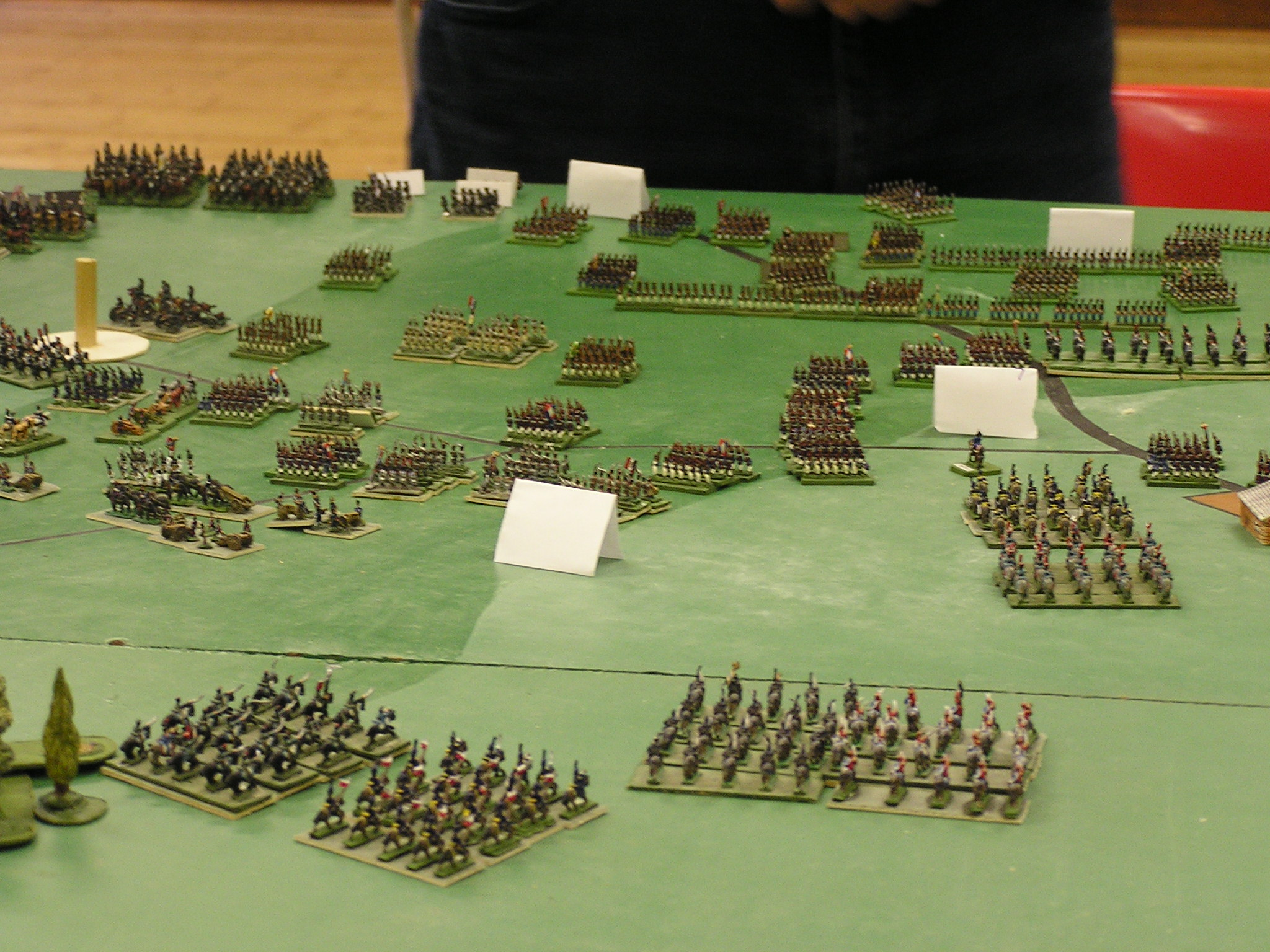 French push into Utitsa woods